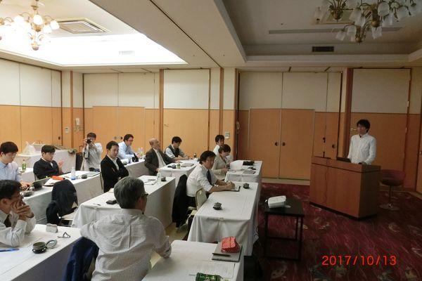 平成29年度第2回大脳基底核機能研究会,福島にて開催されました ...